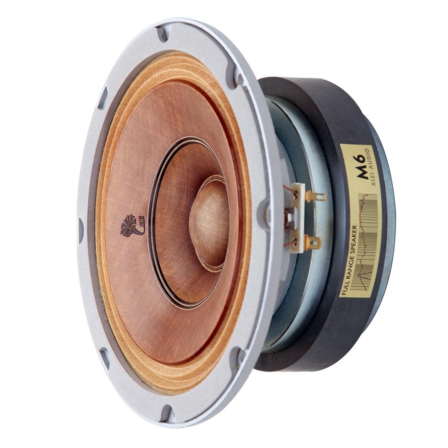 6 5 inch full range hi fi speaker exquisite design bakelite cone for tube amplifier m6 2 pcs. Black Bedroom Furniture Sets. Home Design Ideas