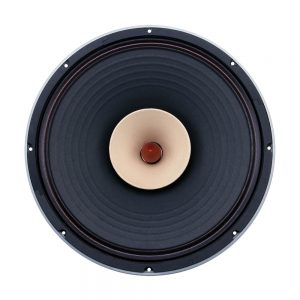 "15"" full range speaker driver F-15 front view"